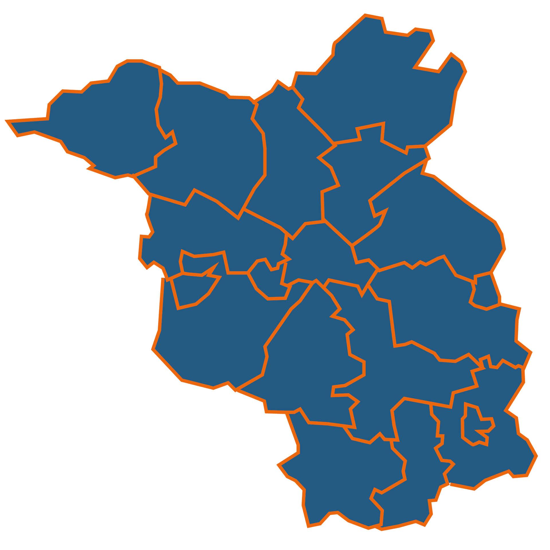 Brandenburgkarte