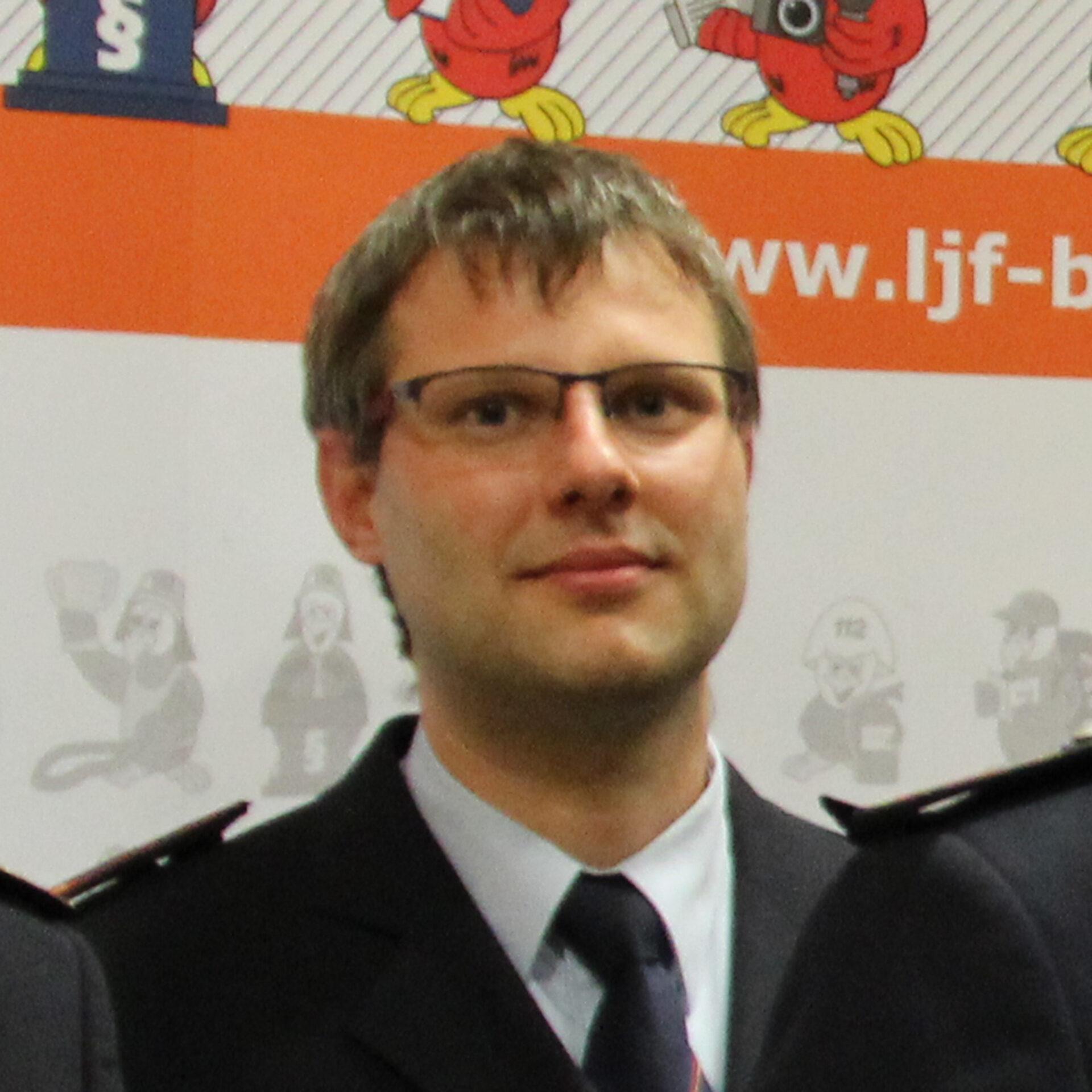 Andreas Tausche Fachbereichsleiter internationale Begegnung